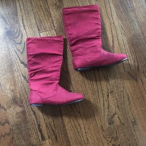 Red Rue 21 Boots size 7/8